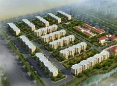 北京援疆项目:皮山农场棚户区改造二期工程